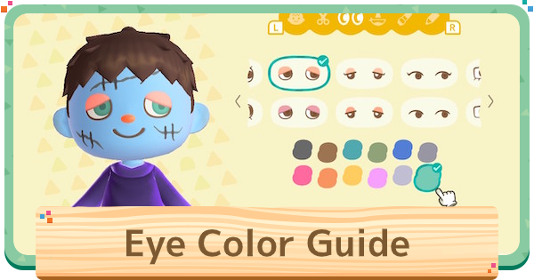 Eye Color - Exploring New Eye Colors