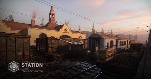 Warzone | Station - Season 6 Map Guide | Call of Duty Modern Warfare - GameWith