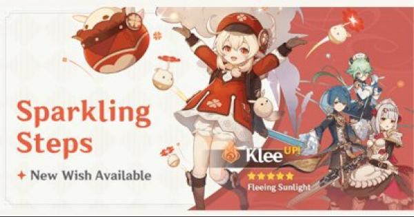 Klee - Best Build & Skills | Genshin Impact - GameWith