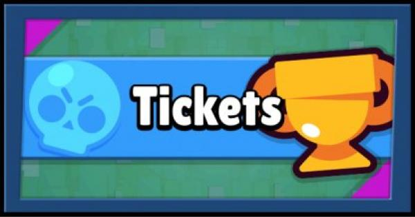 Brawl Stars | Event Tickets - How To Efficiently Use & Earn Guide - GameWith