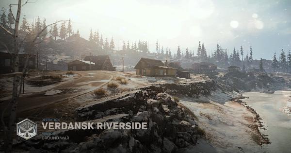 Call of Duty Modern Warfare | Verdansk Riverside - Ground War Map Guide - GameWith