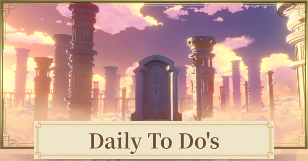 Daily Commission (Quests) - Reset Time & How To Unlock | Genshin Impact - GameWith