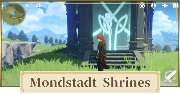 Mondstadt Shrine of Depths Locations Map | Genshin Impact - GameWith