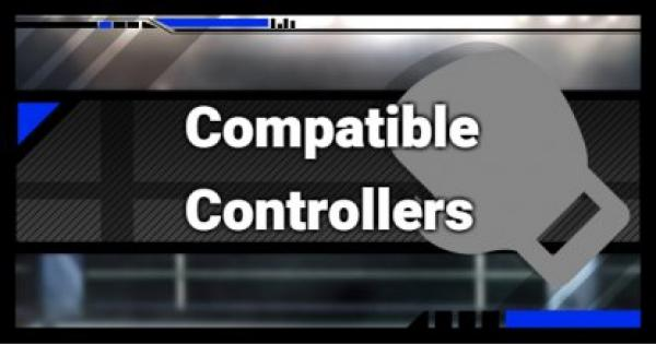 Super Smash Bros Ultimate | Compatible Controllers - List & Guide - GameWith