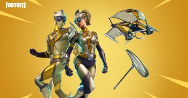 Fortnite | VENTURION Skin - Set & Styles - GameWith