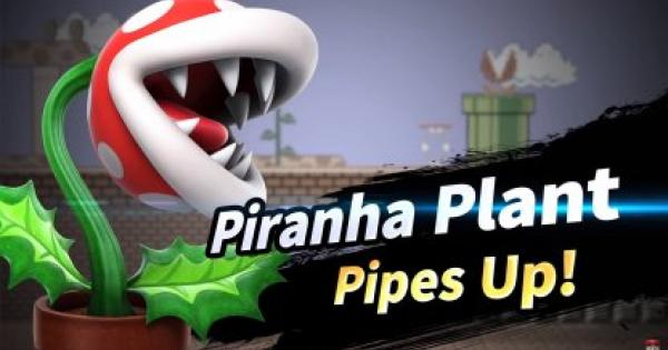 Super Smash Bros Ultimate | Piranha Plant - How To Unlock DLC Fighter - GameWith