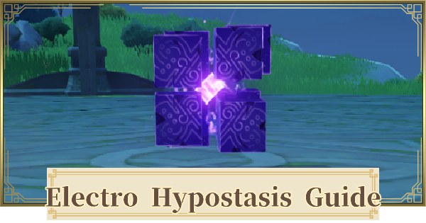 Electro Hypostasis - Respawn & Location | Genshin Impact - GameWith
