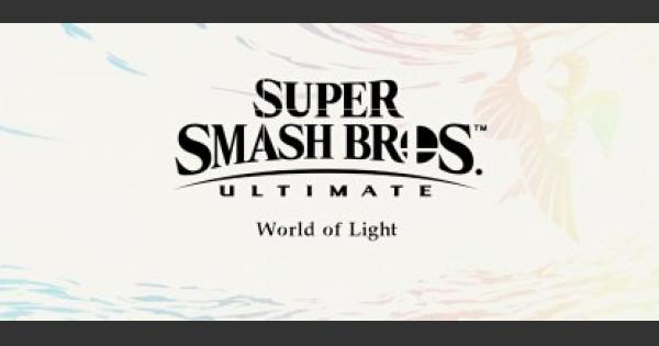 Super Smash Bros Ultimate | World of Light (Adventure Mode) - Game Mode Summary | SSBU