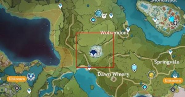 Spirit Locket Of Boreas Location & How To Farm | Genshin Impact - GameWith