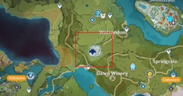 Ring of Boreas - Location & How To Farm | Genshin Impact - GameWith