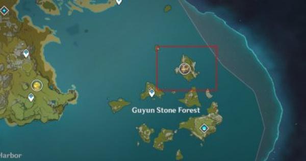 Basalt Pillar Location & How To Farm   Genshin Impact - GameWith