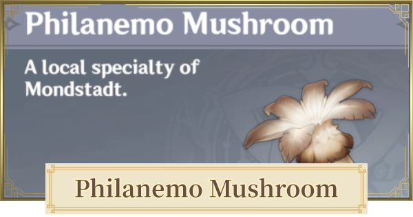 Philanemo Mushroom - Location & Where To Find | Genshin Impact - GameWith