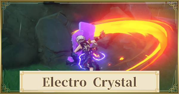 Electro Crystal - Location & How To Get
