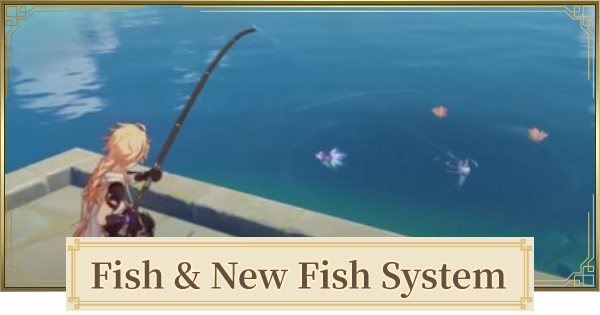 Fish Location & Where to Get   Genshin Impact - GameWith