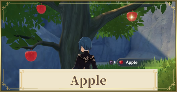 Apple - Location & How To Farm | Genshin Impact - GameWith