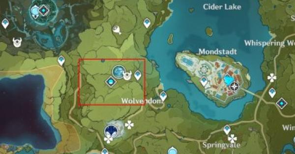 Boreal Wolf's Cracked Tooth Location & How To Farm   Genshin Impact - GameWith