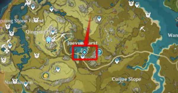 Teachings Of Resistance Location & How To Farm   Genshin Impact - GameWith