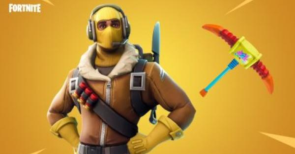 Fortnite | RAPTOR Skin - Set & Styles - GameWith