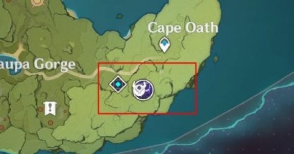 Vajrada Amethyst Fragment Location & How To Get | Genshin Impact - GameWith