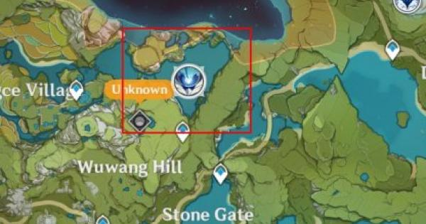 Varunada Lazurite Gemstone Location & How To Farm | Genshin Impact - GameWith