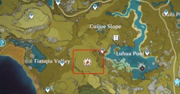 Agnidus Agate Gemstone Location & How To Farm   Genshin Impact - GameWith
