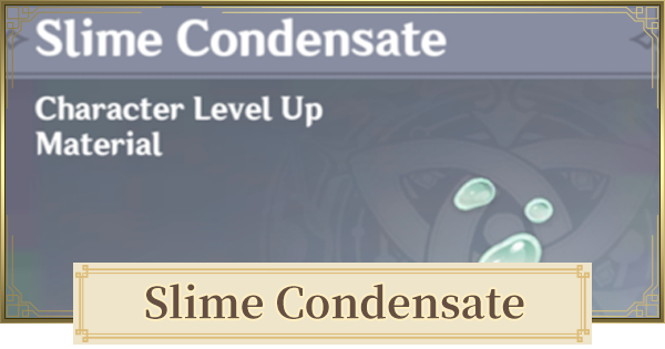 Slime Condensate - Location & How To Farm | Genshin Impact - GameWith
