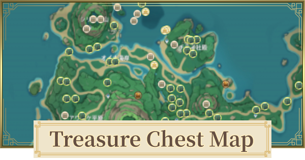 Chest Map - Chest Respawn & Farming Route | Genshin Impact - GameWith