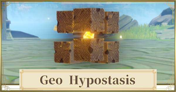 Geo Hypostasis - Respawn & Location | Genshin Impact - GameWith