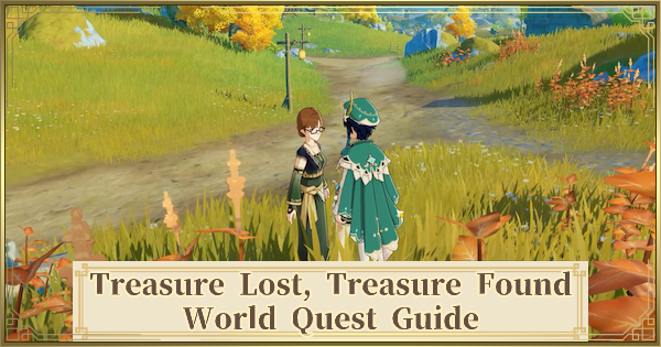Treasure Lost, Treasure Found Quest Guide - Jade Plates & Final Ruin | Genshin Impact - GameWith