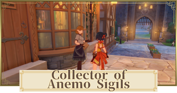 Collector of Anemo Sigils Quest Guide | Genshin Impact - GameWith