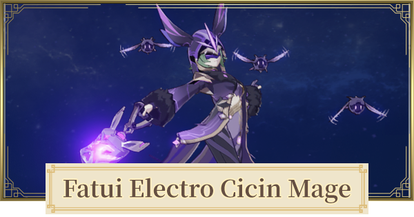 Fatui Electro Cicin Mage - Location & Weakness | Genshin Impact - GameWith