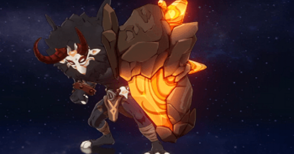 Rock Shieldwall Mitachurl - Location & Weakness   Genshin Impact - GameWith