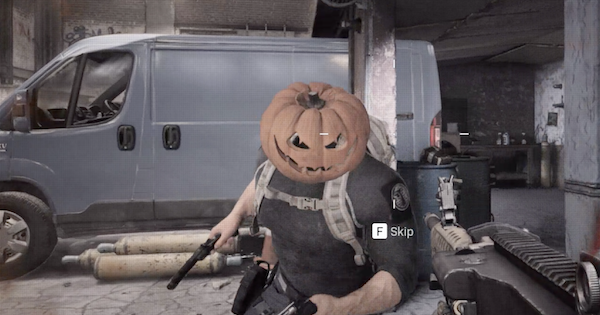 Warzone | Pumpkin Head Skin - How To Get | Call of Duty Modern Warfare - GameWith
