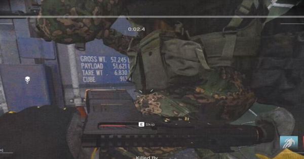 Gunbutt Kills - How To Get To Unlock CR-56