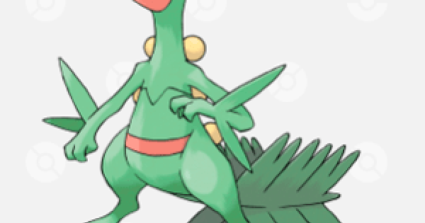 Sceptile - Stats & Weakness | Pokemon Sword Shield - GameWith