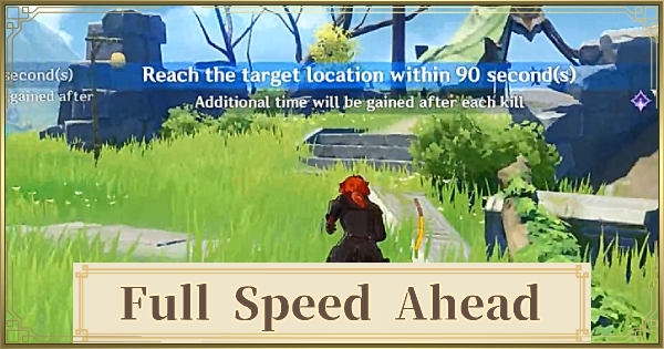 Full Speed Ahead - Daily Commission Quest