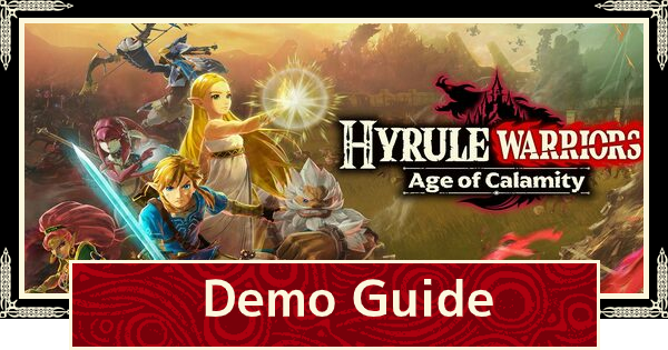 Demo Guide Length Multiplayer Gameplay Hyrule Warriors Age Of Calamity Gamewith