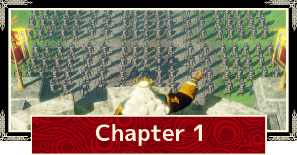 Chapter 1 Story Walkthrough  | Hyrule Warriors Age of Calamity - GameWith