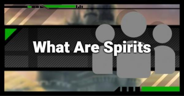 Super Smash Bros Ultimate | What Are Spirits - Guide & Summary | SSBU