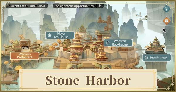 Stone Harbor Treasure Journal (Web Event) Guide & Rewards | Genshin Impact - GameWith