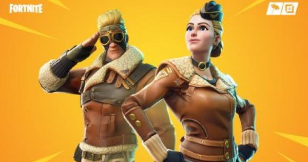 Fortnite | WINGTIP Skin - Set & Styles - GameWith