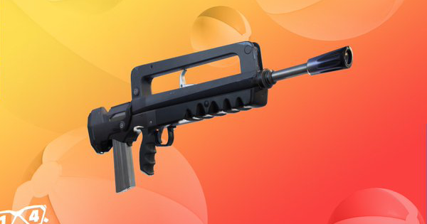 Fortnite | Burst Assault Rifle - Damage & Stats - GameWith