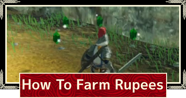 How To Earn Rupees Fast - Money Farming Guide | Hyrule Warriors Age of Calamity - GameWith
