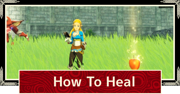 How To Heal Healing Guide Hyrule Warriors Age Of Calamity Gamewith