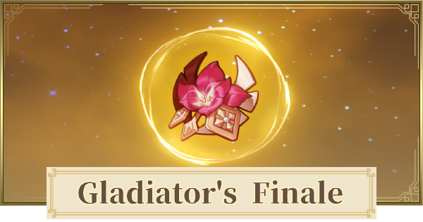 Gladiator's Finale Set - Location & How To Get | Genshin Impact - GameWith