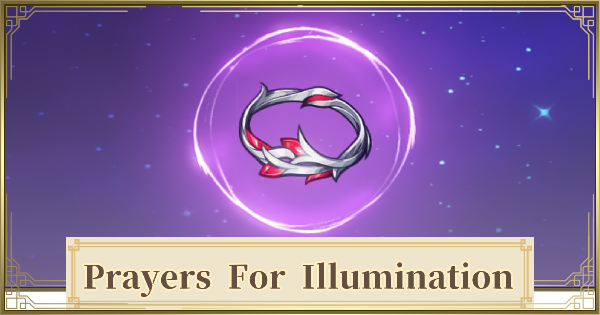 Prayers for Illumination Set - Location & Stats | Genshin Impact - GameWith