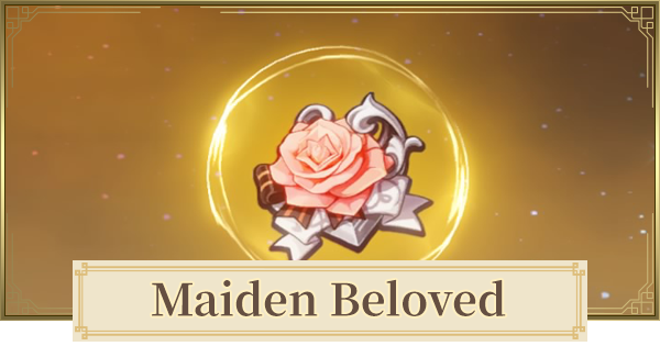 Maiden Beloved Set Location & How To Get   Genshin Impact - GameWith