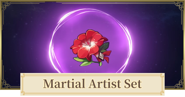 Martial Artist Set - Location & How To Get   Genshin Impact - GameWith