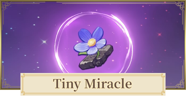 Tiny Miracle Set - Location & How To Get | Genshin Impact - GameWith