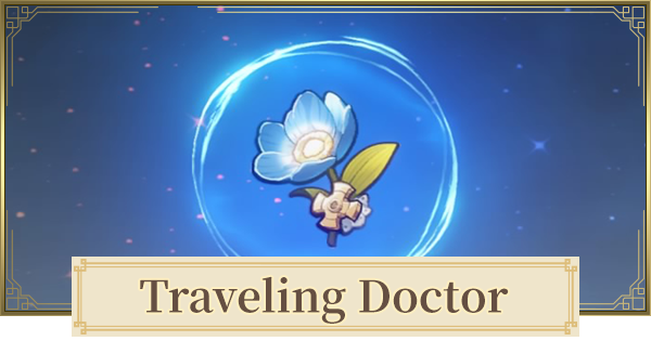 Traveling Doctor Set - Location & Stats | Genshin Impact - GameWith